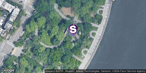 Roadmap for Carl Schurz Park