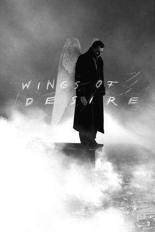 Poster Wings of Desire (1987)