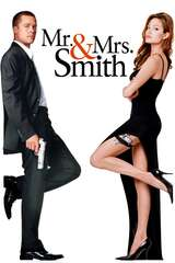 Poster Mr. & Mrs. Smith (2005)