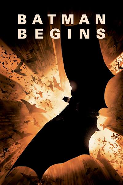Poster Batman Begins (2005)