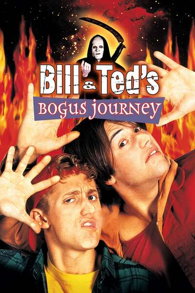 Poster Bill & Ted's Bogus Journey (1991)