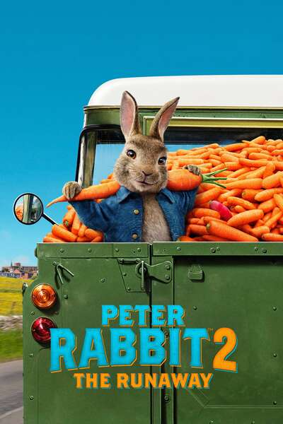 Poster Peter Rabbit 2: The Runaway (2020)