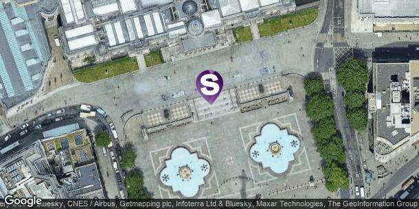 Roadmap for Trafalgar Square