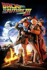 Poster Back to the Future Part III (1990)