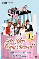 Poster Are You Being Served? (1972 - 1985)