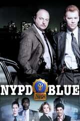 Poster NYPD Blue (1993 - 2005)
