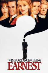 Poster The Importance of Being Earnest (2002)
