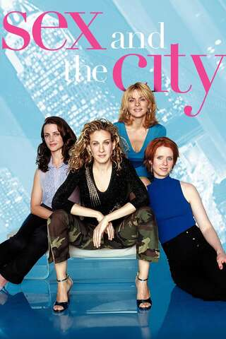 Poster Sex and the City (1998 - 2004)