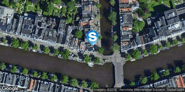 Roadmap for Reguliersgracht