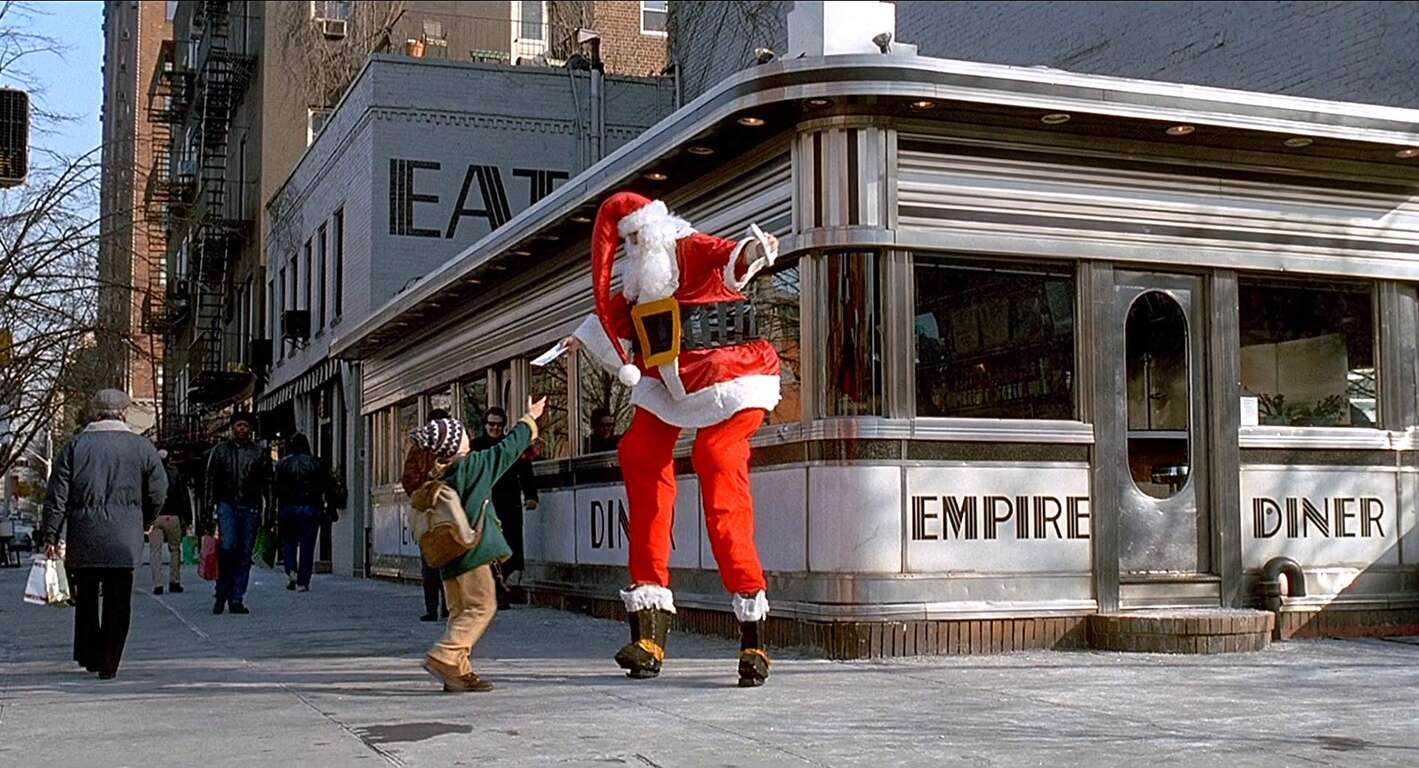 Home Alone 2 Lost In New York At Empire Diner Filming Location