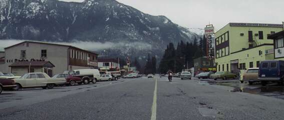 First Blood at Fraser Avenue - filming location