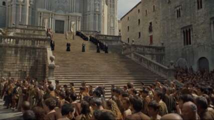 Game Of Thrones At Cathedral Of Girona Steps Filming Location
