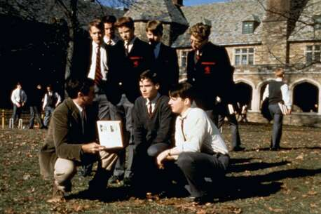 Dead Poets Society At St Andrew S School Filming Location