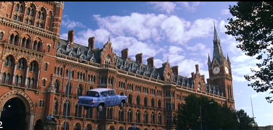 Harry Potter And The Chamber Of Secrets At St  Pancras