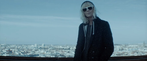 Atomic Blonde at Park Inn Hotel by Radisson (Roof) - filming location